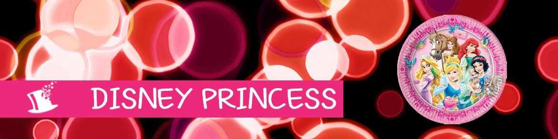d co anniversaire disney princesse vaisselle jetable disney princesses. Black Bedroom Furniture Sets. Home Design Ideas