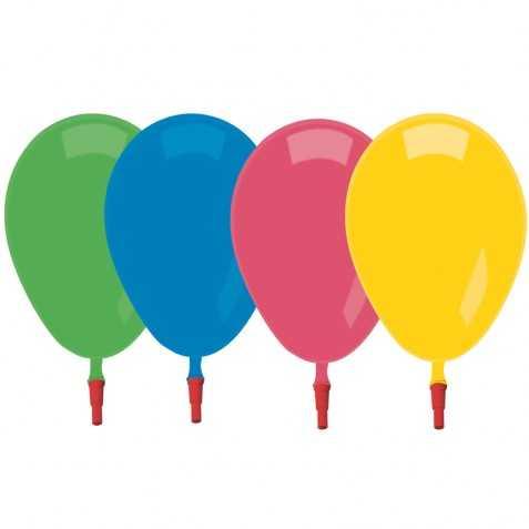 ballons de baudruche sonores