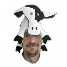 Coiffe de Vache pour Adulte