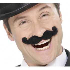 Fausses Moustaches pour soirée à thème Cabaret