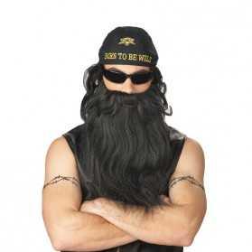 Fausse Grosse Barbe de Biker