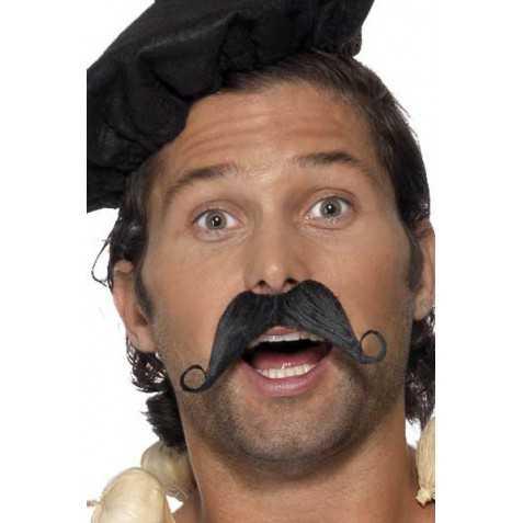 Fausses Moustaches du Titi Parisien
