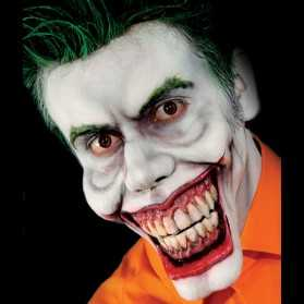 Prothèse visage de Joker