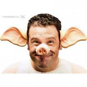Faux Grouin pour se déguiser en Cochon