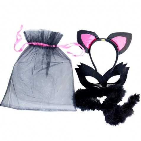 chatte noire Clap