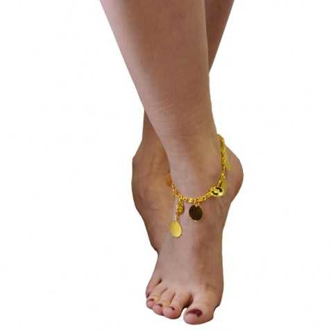 Bracelet de chevilles de Danseuse orientale