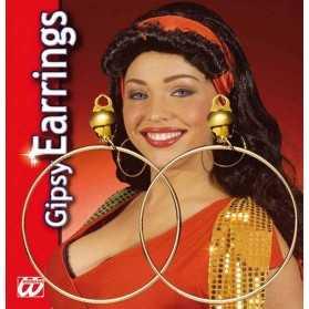 boucles oreille danseuse flamenco