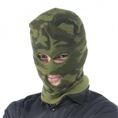 Cagoule de Camouflage des Forces armées