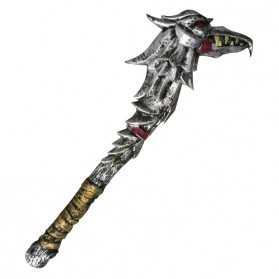 Massue Médiévale en forme de Dragon