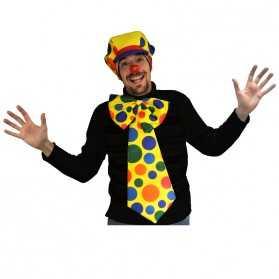 Kit accessoires pour se déguiser en Clown
