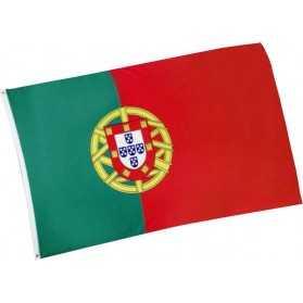 Drapeau du Portugal avec anneaux