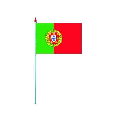 10 Drapeaux à agiter Portugal