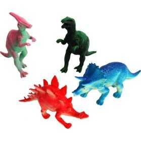 1 Figurine de petit Dinosaure effrayant