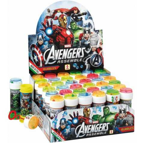 Bulle de savon Avengers