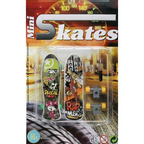 2 Skates à doigts