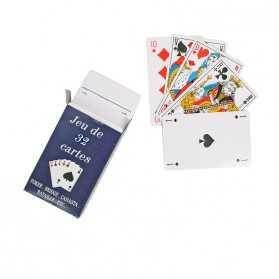 32 cartes à jouer