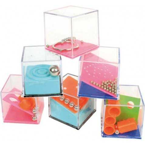1 Mini Cube Jeu de patience