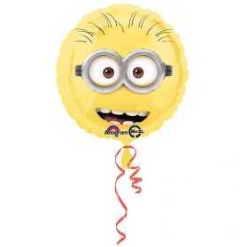 Ballon gonflable pour déco d'anniversaire les Minions