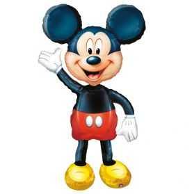 Ballon gonflable géant en forme de Mickey pour gouter d'anniversaire enfant