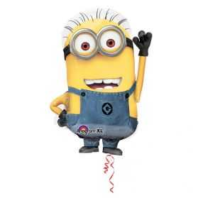 Ballon gonflable en forme de Minion