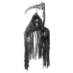 Moissonneuse de la Mort animée