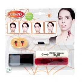 Kit de Maquillage Morsure de Vampire sans paraben
