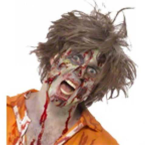 Kit pour se maquiller le visage en Zombie