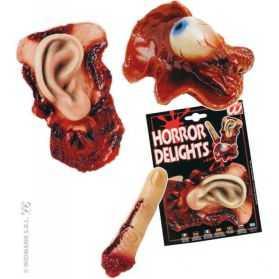 Organe humain sanguinolant
