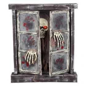 Fenêtre Horreur avec son et lumiere