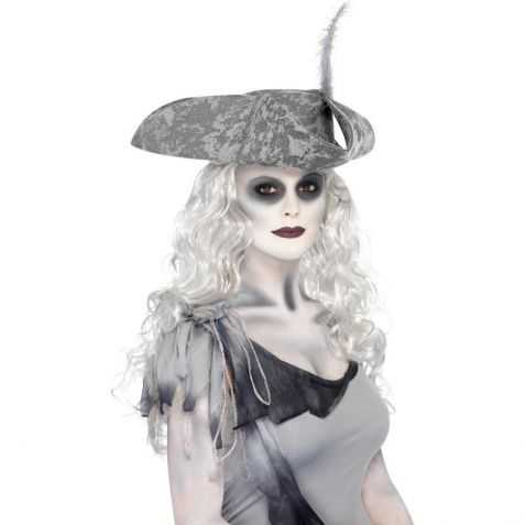 Maquillage halloween fantôme