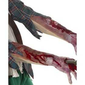 accessoire deguisement zombie