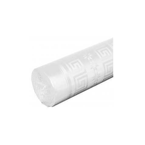 nappe papier blanc 25m
