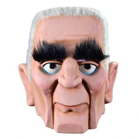 Masque Baron von Frankenstein dans Mad Monster Party