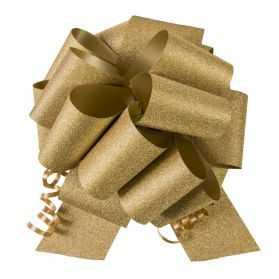 Gros Nœud en papier Or