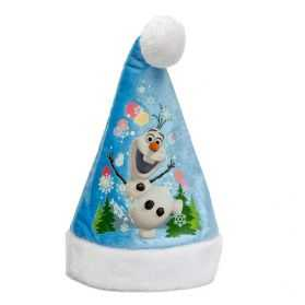 Bonnet de noel Reine des neiges Olaf