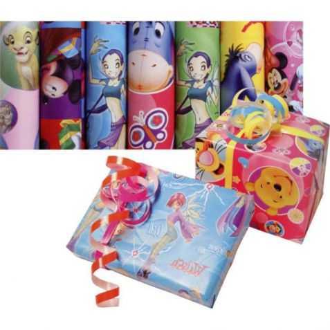 Papier cadeau Disney pas cher