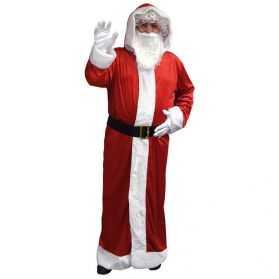 Manteau de Père Noel taille XL