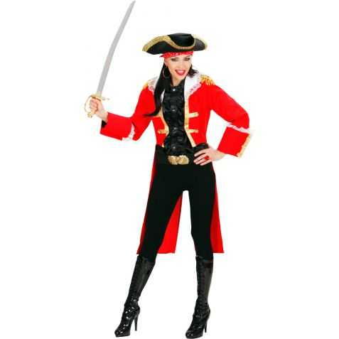 Déguisement Capitaine Pirate femme