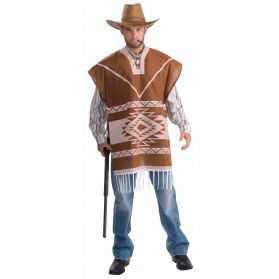 Poncho Cowboy homme