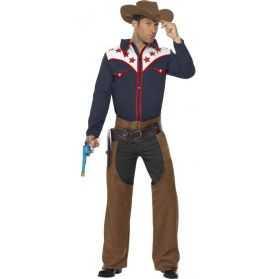 Déguisement Cowboy de Rodéo homme