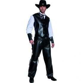 Déguisement Cowboy Bandit homme taille M