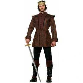 Veste de Roi médiéval