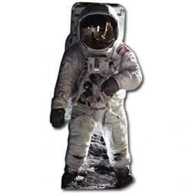 Figurine géante Buzz Aldrin