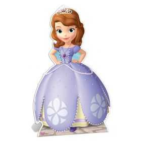 Décoration géante Princesse Sofia