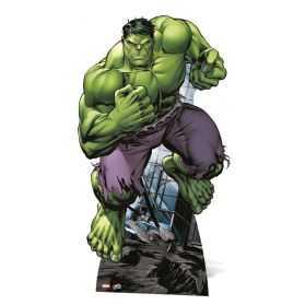 Décoration géante Hulk