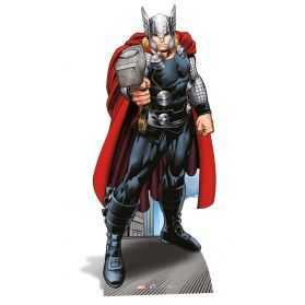 Décoration géante Thor