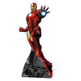 Décoration géante Iron Man