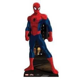 Décoration géante Spiderman