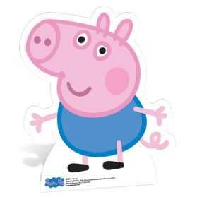 Décoration géante George de Peppa Pig