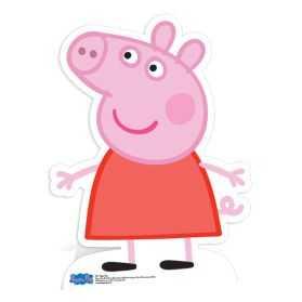 Décoration géante Peppa Pig